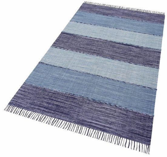 Teppich »Nabil«, Home affaire Collection, rechteckig, Höhe 3 mm, Flachgewebe