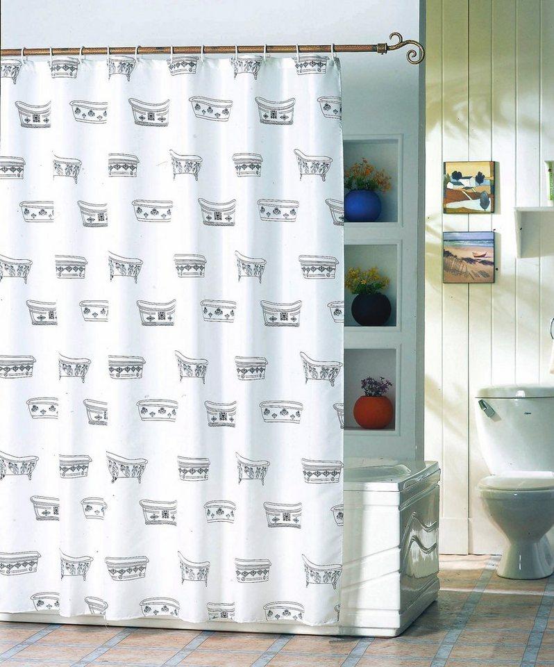 Dusch Vorhang Dekorieren Selbermachen