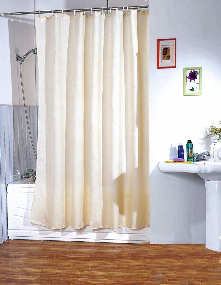 duschvorhang beige preisvergleiche erfahrungsberichte und kauf bei nextag. Black Bedroom Furniture Sets. Home Design Ideas