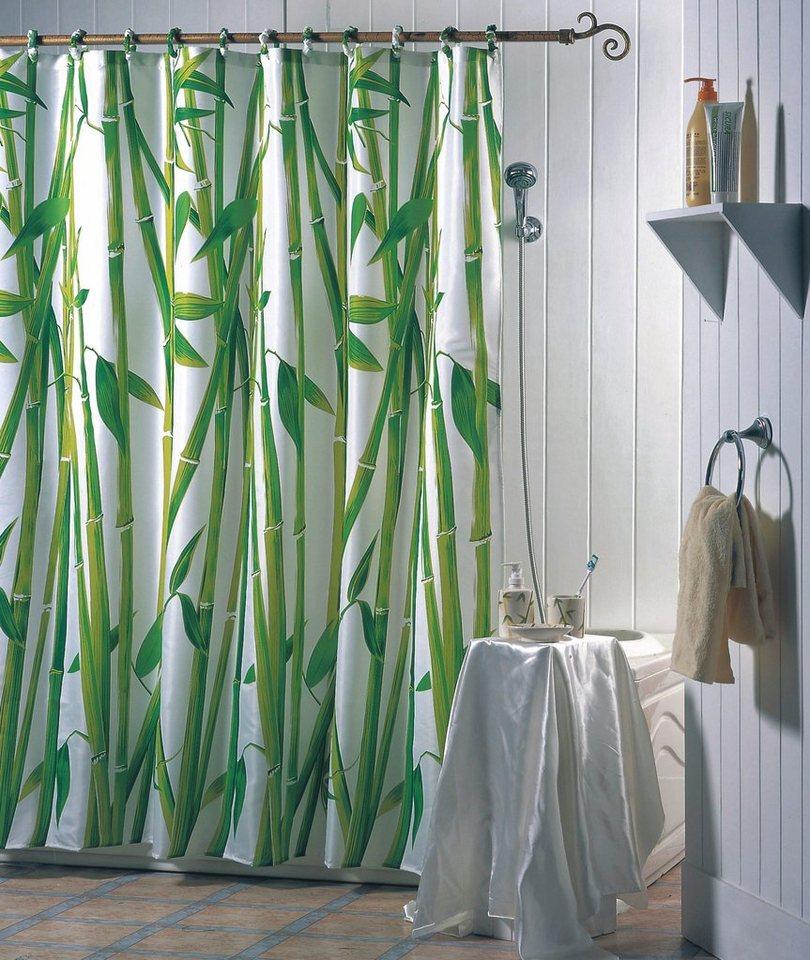 msv duschvorhang bambus online kaufen otto. Black Bedroom Furniture Sets. Home Design Ideas