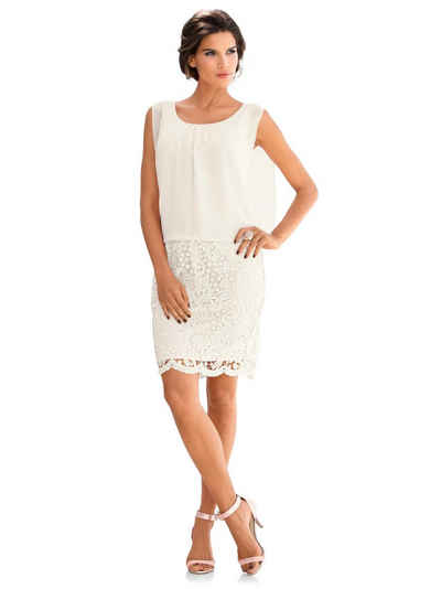 Weißes Cocktailkleid online kaufen | OTTO