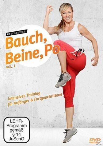 DVD »Bauch, Beine, Po - Vol. 3«