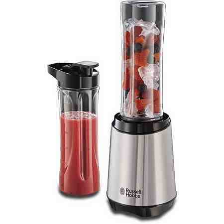 Russell Hobbs Smoothie-Mixer Mix & Go Steel 23470-56