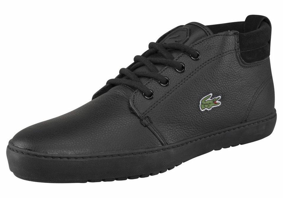 Lacoste »AMPTHILL TERRA PUT SPM« Sneaker in schwarz