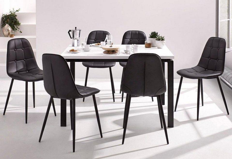Essgruppe, Set, 5 tlg, Sitzhöhe ca. 47 cm online kaufen   OTTO