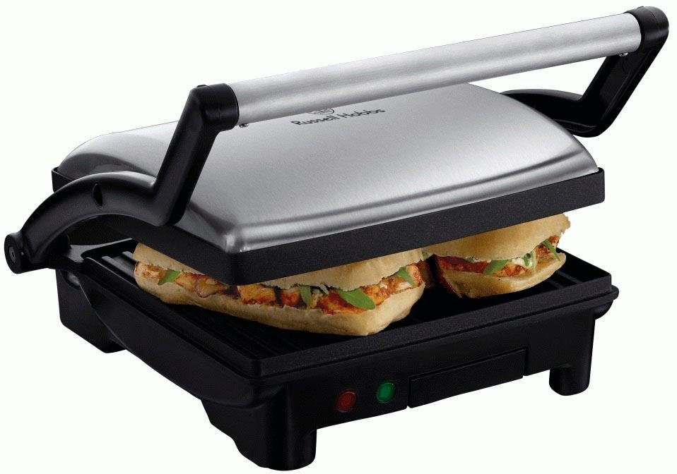 RUSSELL HOBBS Paninigrill Cook at Home 3in1 17888-56, 1800 W