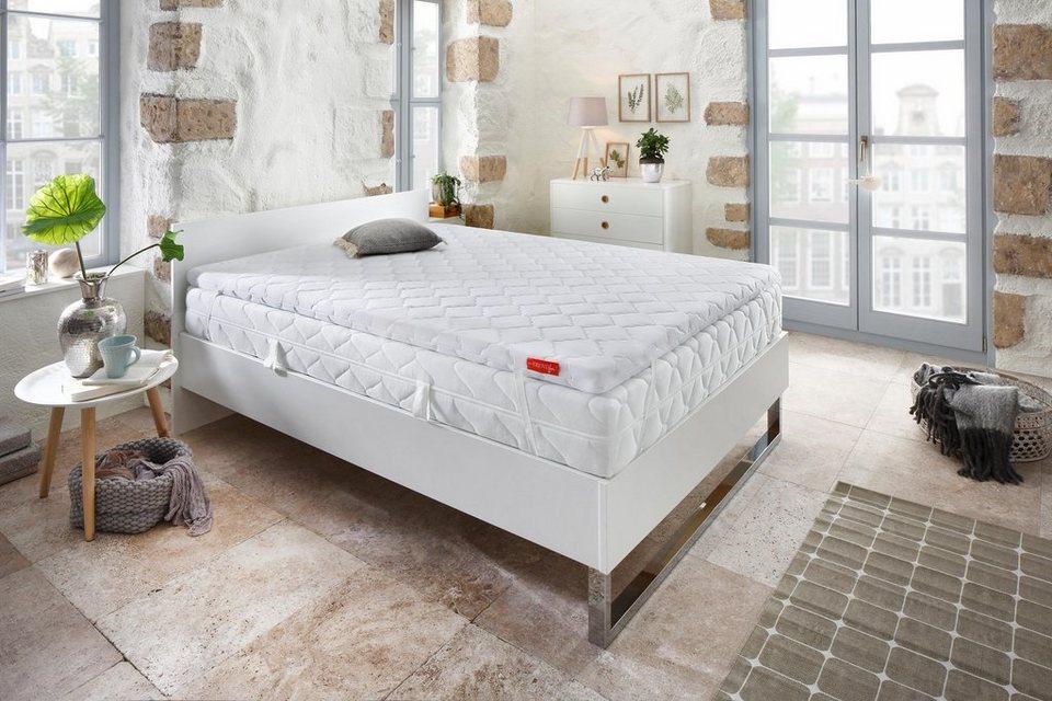 komfortschaum topper trendline senso badenia otto. Black Bedroom Furniture Sets. Home Design Ideas