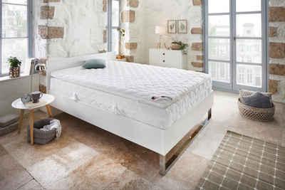 Topper »Polly Plus XXL Komfort«, my home, 8 cm hoch, Raumgewicht: 30, Komfortschaum, Mit über 1.500 positiven Bewertungen!
