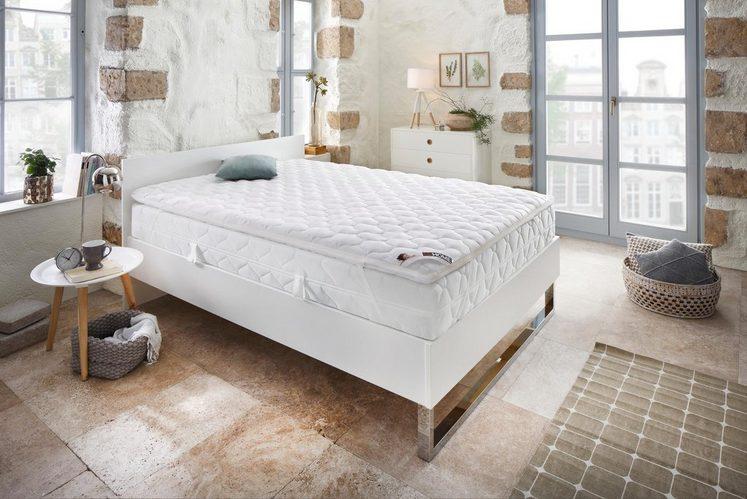Topper »Polly Plus Komfort«, my home, 6 cm hoch, Raumgewicht: 30, Komfortschaum, Kern mit über 1000 Wellnesspunkten!