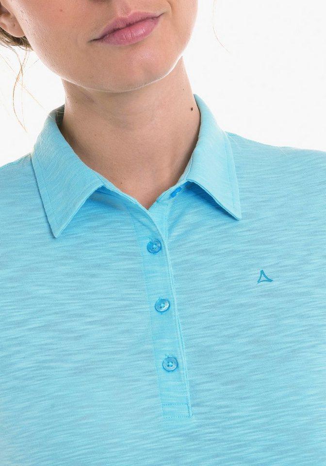 schöffel -  Poloshirt »Polo Shirt Capri1«