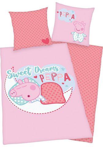 Peppa Pig Kinderbettwäsche »« su niedlichem Moti...