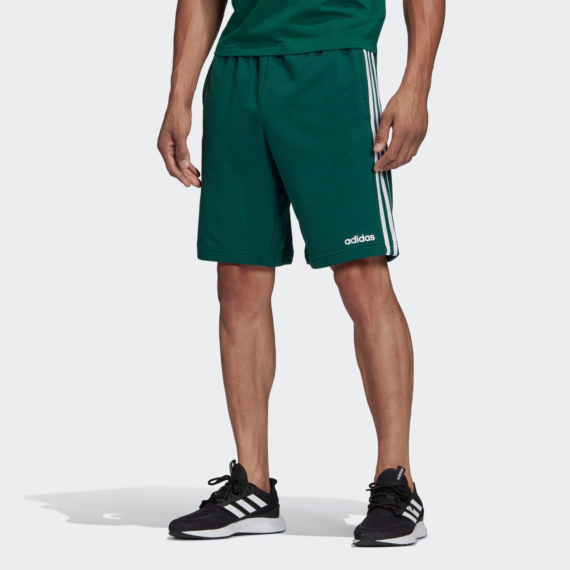 adidas Performance Shorts »Essentials 3 Streifen French Terry Shorts« Essentials online kaufen | OTTO