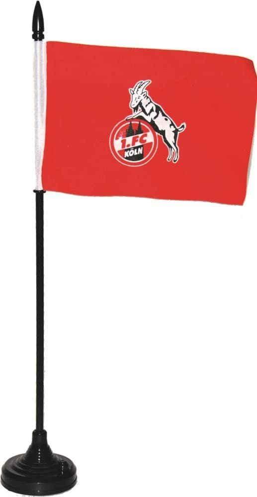 1. FC Köln Fahne »Wappen«, Wimpel mit Sound
