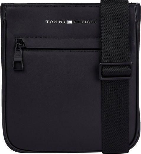 Tommy Hilfiger Umhängetasche »TH METRO MINI CROSSOVER«, mit Reißverschluss-Vortasche