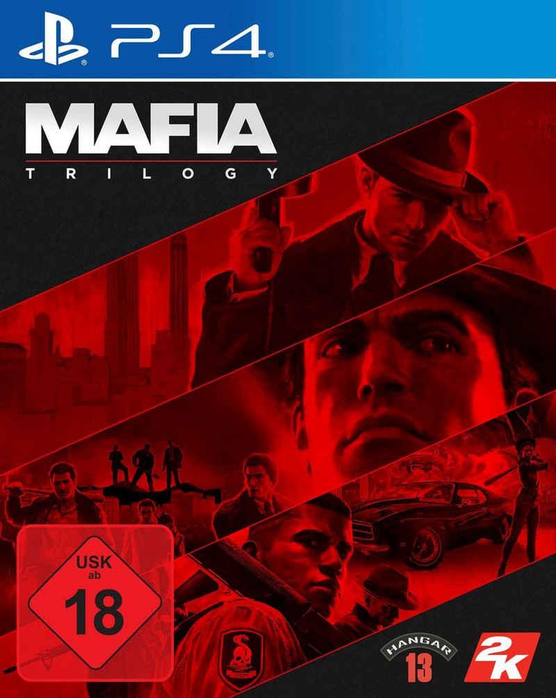 Mafia Trilogy PlayStation 4
