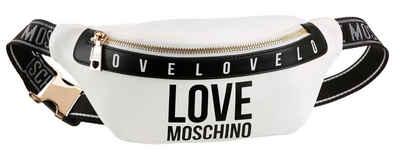 LOVE MOSCHINO Gürteltasche, mit modischem Logo Druck