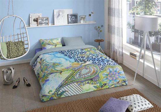 Bettwäsche »Shirley Multi«, good morning, hochwertige Renforcé Qualität