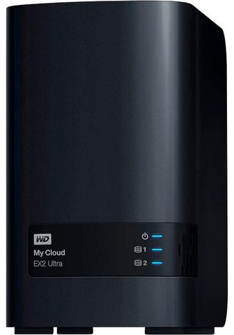 WD My Cloud NAS-Server