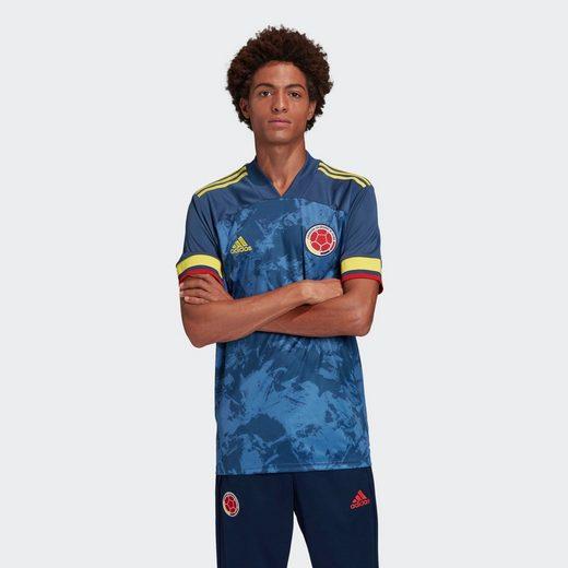 adidas Performance Fußballtrikot »Kolumbien Auswärtstrikot«