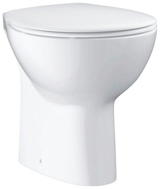 WCs und Zubehör - Grohe WC Sitz »Bau Keramik«, mit Absenkautomatik  - Onlineshop OTTO