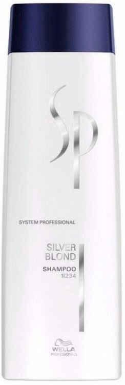 Wella Professionals Silbershampoo »SP Silver Blond«, pflegende Reinigung
