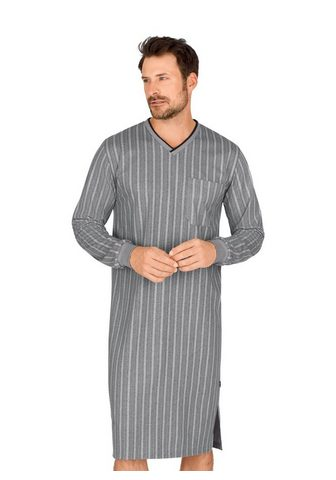 Trigema Naktiniai marškiniai su V-Ausschnitt