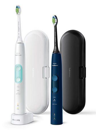 Philips Sonicare Elektrische Zahnbürste HX6851/34 Aufst...
