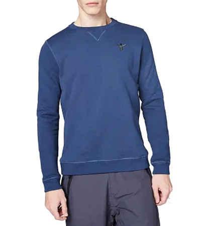 Chiemsee Sweater »CHIEMSEE Eagle Rock Sweater gemütlicher Herren Rundhals Pullover Pulli Blau«