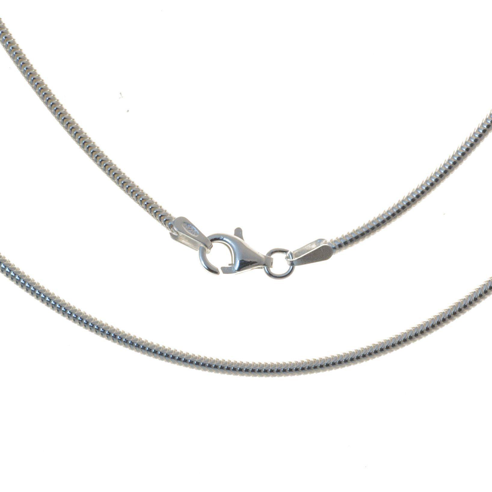 Bella Carina Silberkette »Schlange 1,9 mm«, Schlangenkette 1,9 mm Stärke online kaufen | OTTO