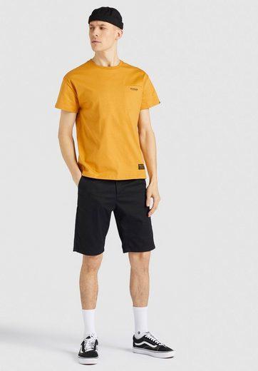 khujo T-Shirt »HERMAN« aus Baumwolle mit Brusttasche