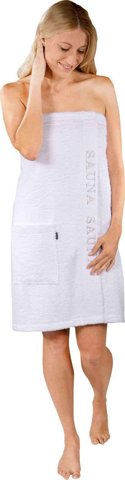 Kilt »9534«, Wewo fashion, mit Stickerei Sauna