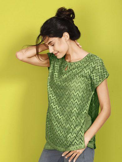 Laura Kent Shirt in 2-in-1 Optik