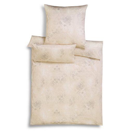 Bettwäsche, Estella, mit Reißverschluss