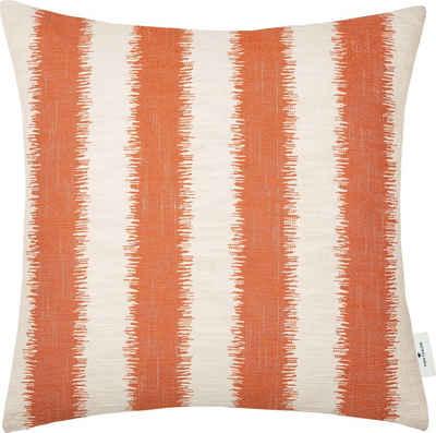 Kissenhülle »Fading Stripe«, TOM TAILOR (1 Stück), mit modernem Ethno-Muster