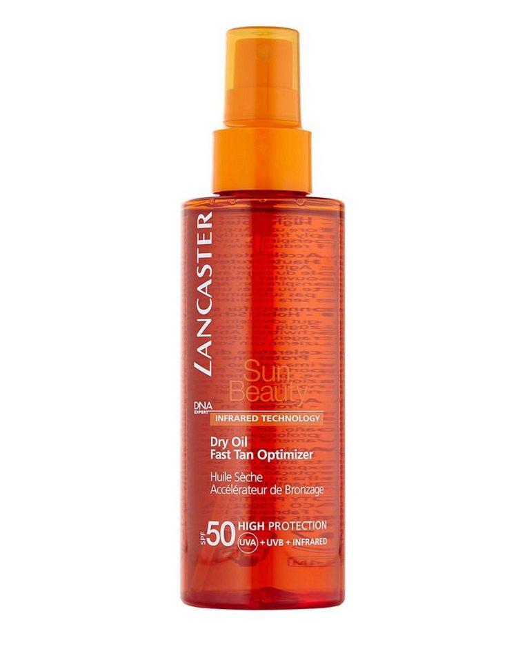 Lancaster Sonnenschutz »Body Ultra Tanning Dry ...