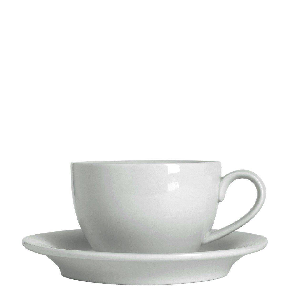 BUTLERS PURO »Kaffeetasse mit Untertasse«