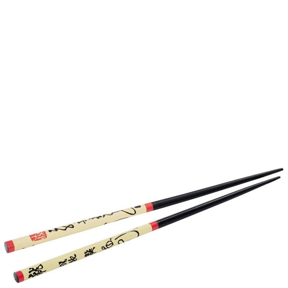 BUTLERS MIKADO »Stäbchen« in schwarz-beige