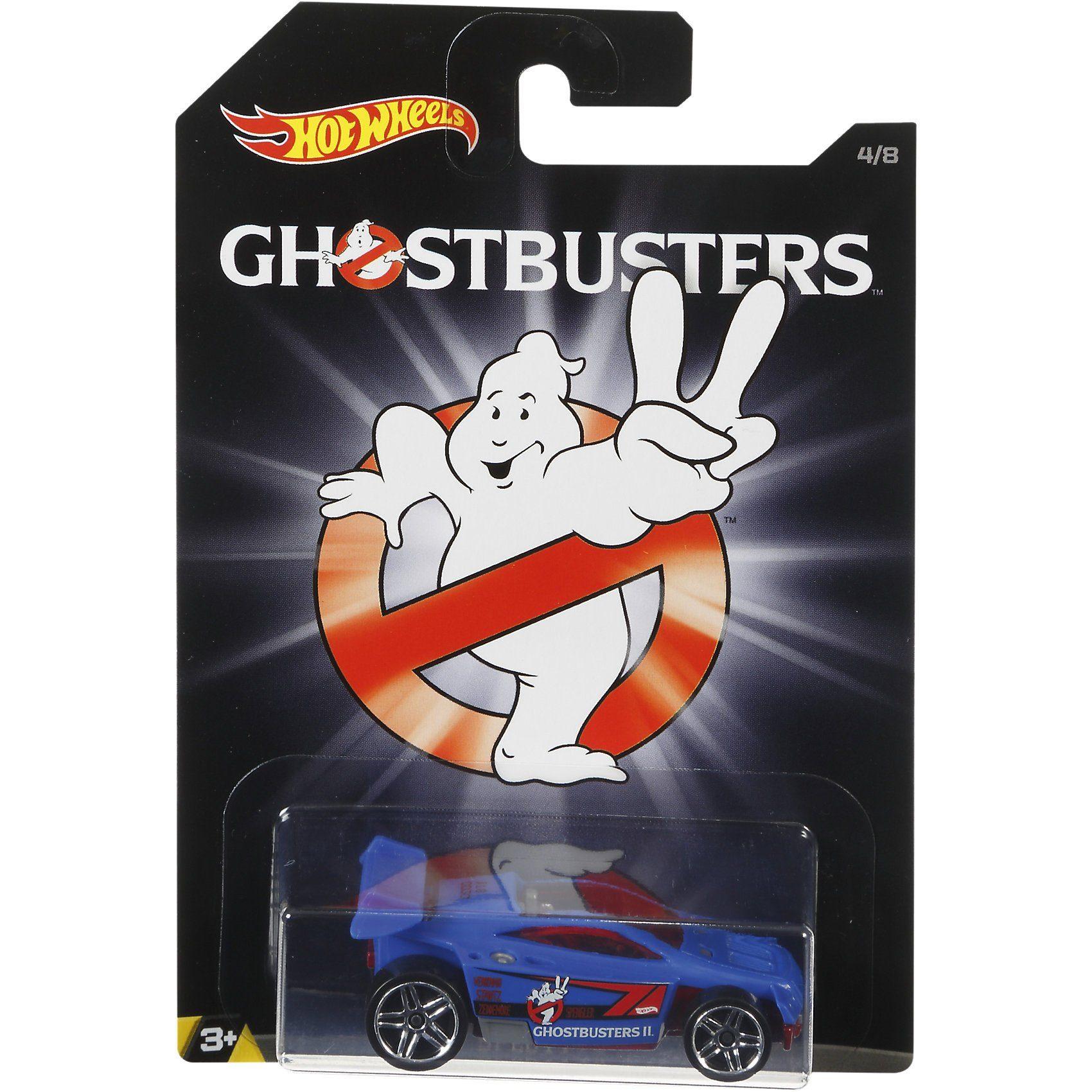 Mattel Hot Wheels Limited Car Ghostbusters 1 Fahrzeug