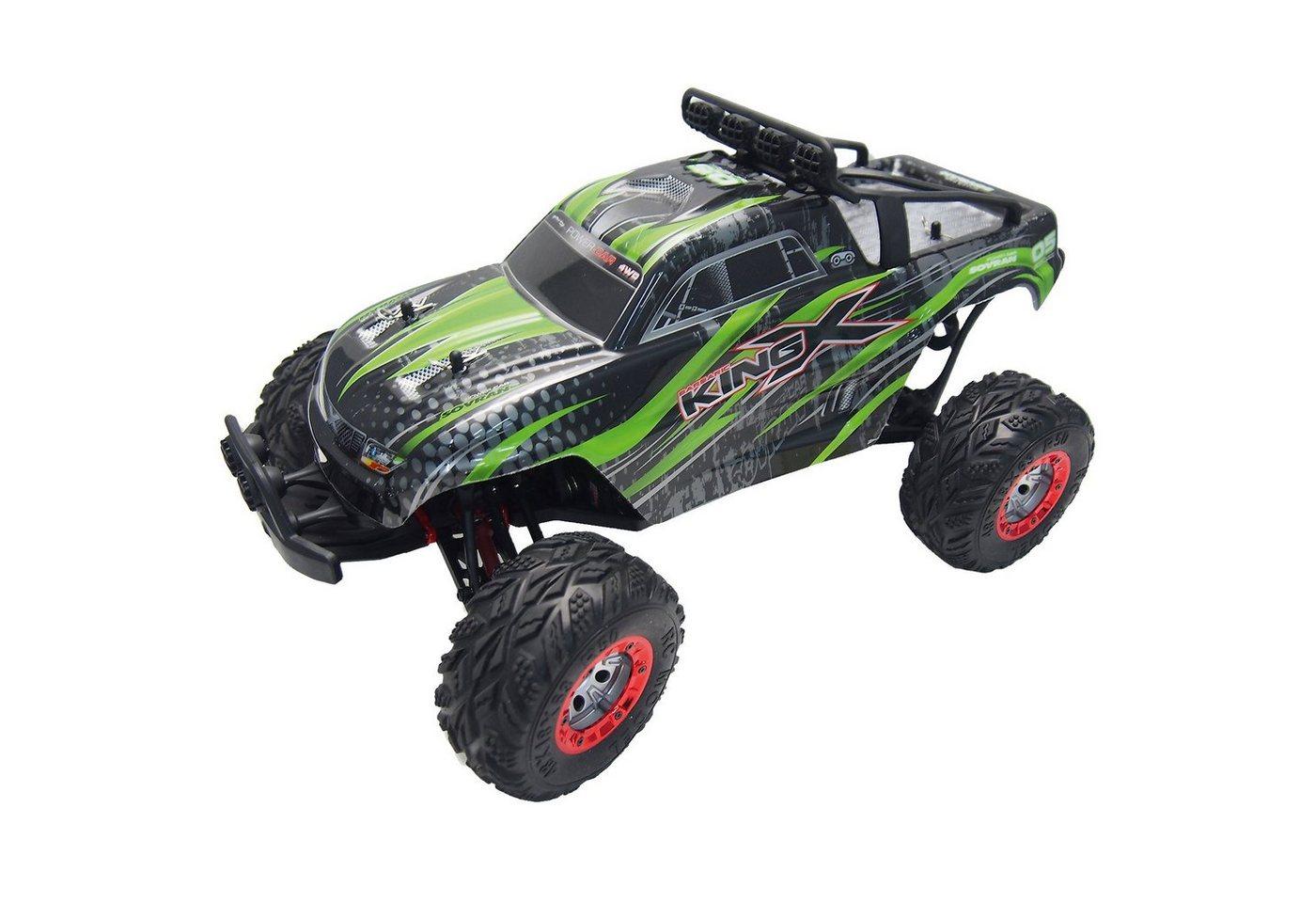 Amewi RC Modellbau X-King 4WD 1:12 Monstertruck - GRÜN