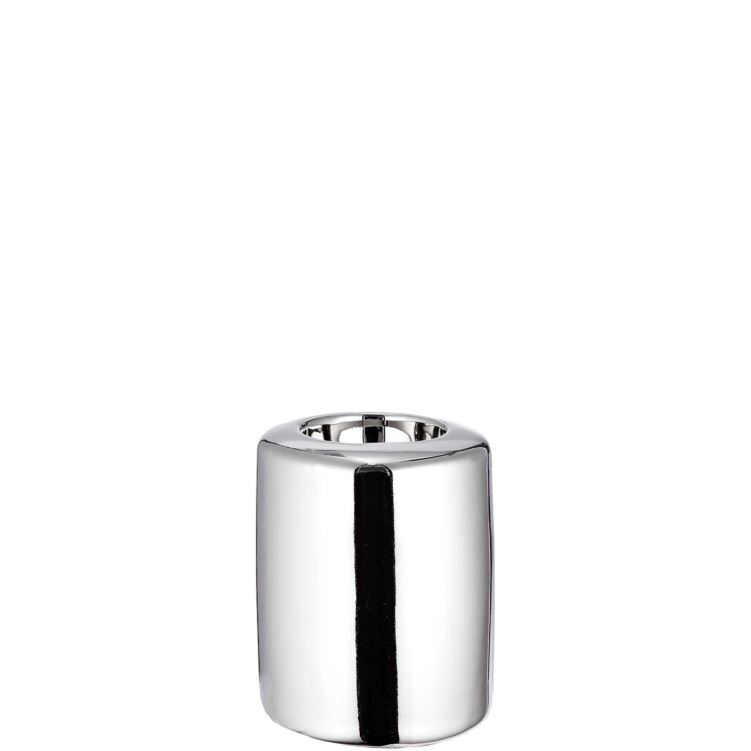 BUTLERS SILVER STONE »Teelichthalter klein«