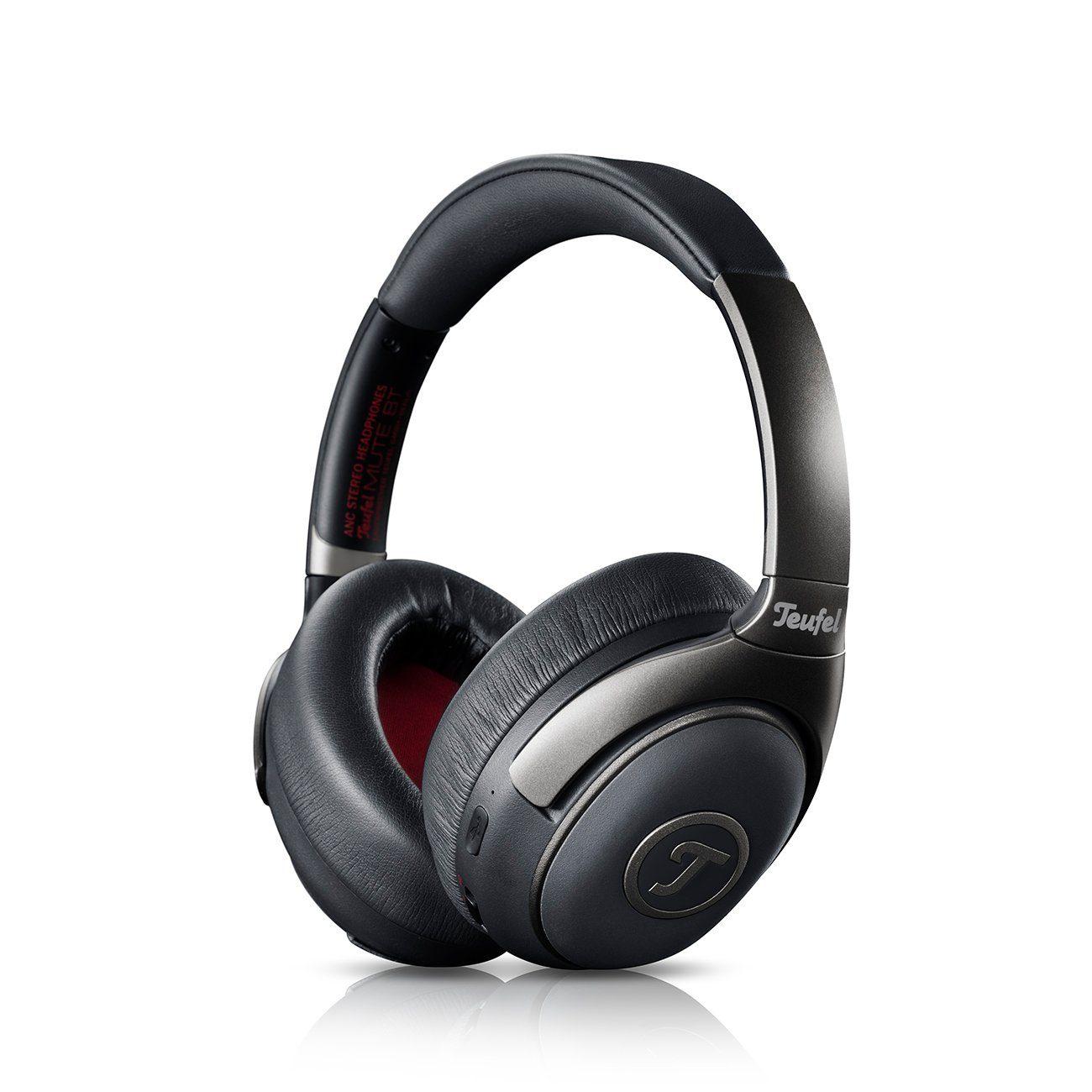 Teufel HD-Bluetooth-Kopfhörer »MUTE BT«