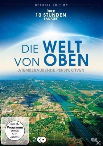 DVD »Die Welt von oben - Atemberaubende...«