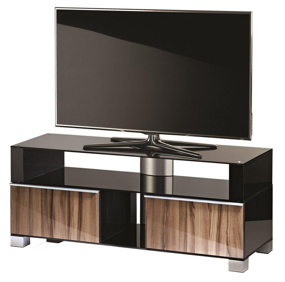 """VCM Premium TV-Möbel """"Porano Milano"""" / Tisch Rack Aluminium in Milano"""
