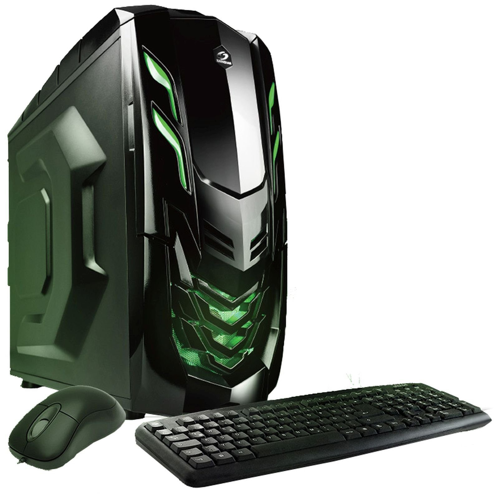 VCM Gaming PC / AMD FX-6350 (6x 3,9 GHz) / »GeForce GTX 750Ti, 2 GB / 8 GB RAM / Windows 10«