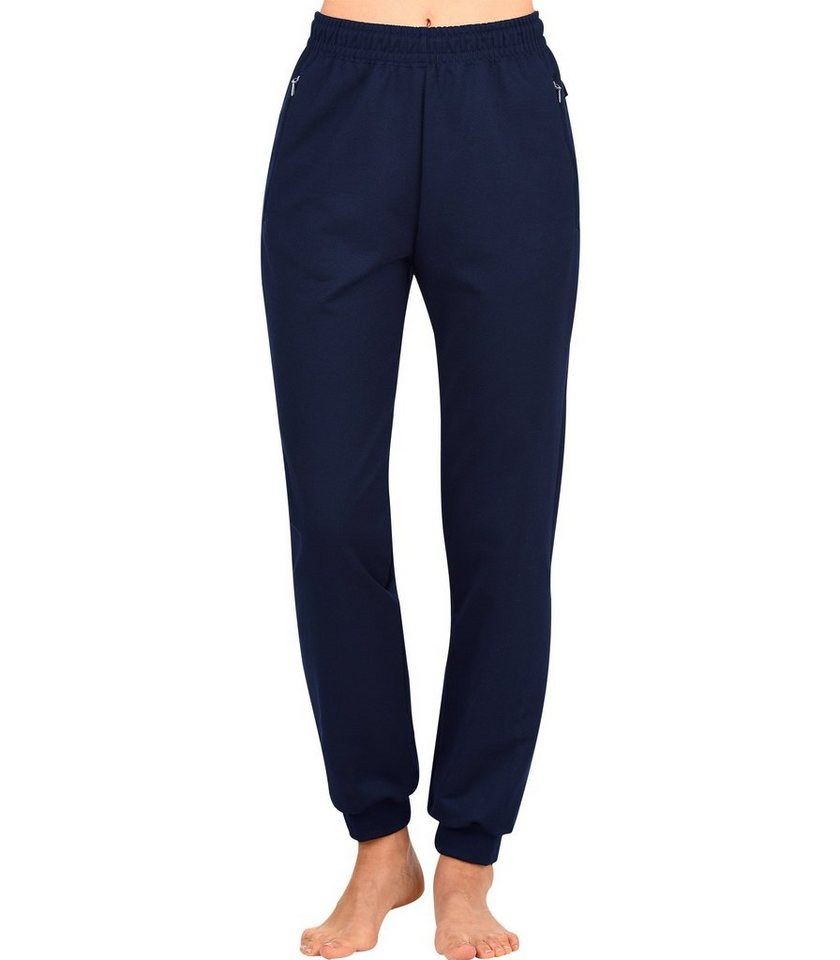 TRIGEMA Jogginghose in navy