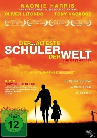 DVD »The First Grader - Der älteste Schüler der Welt«
