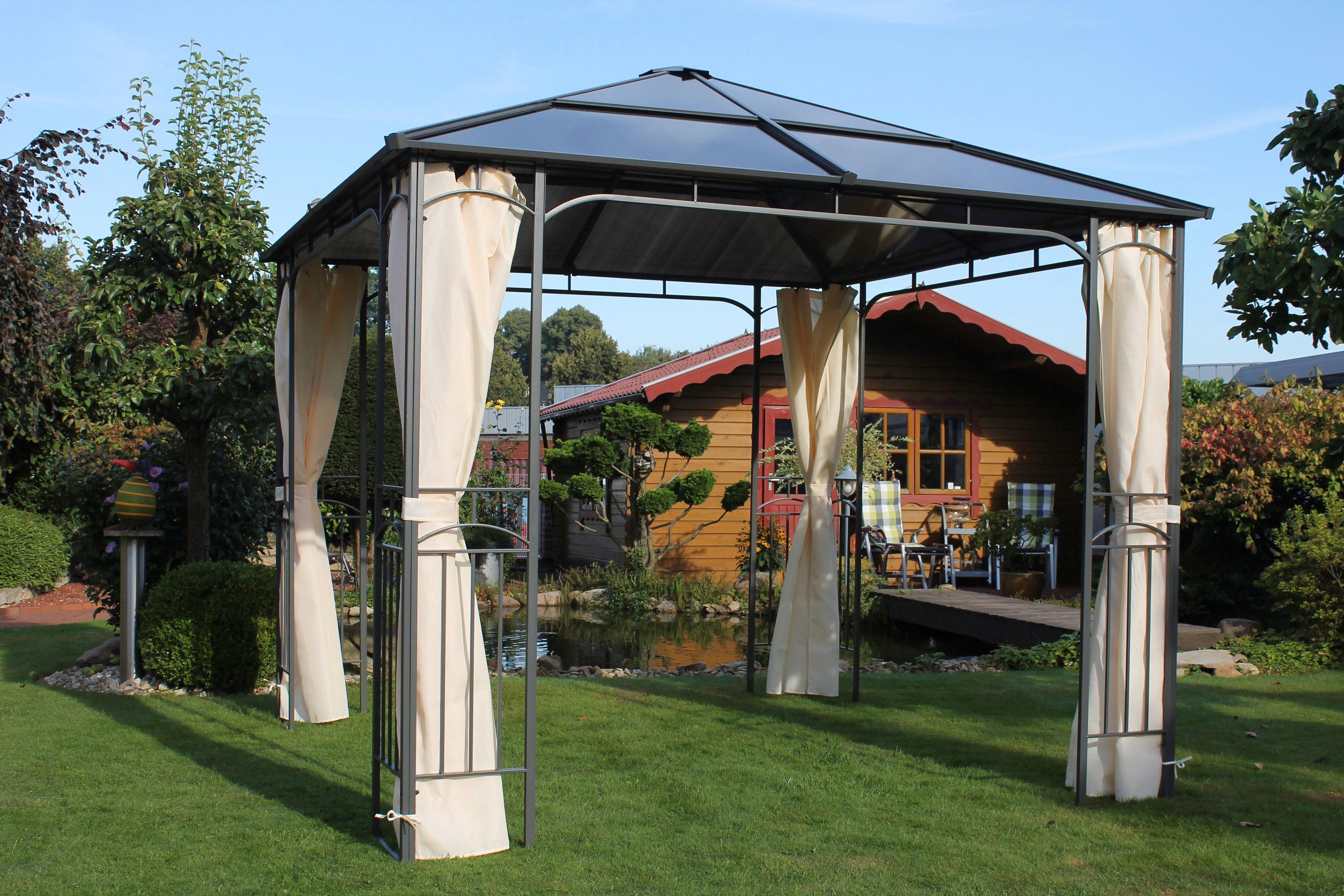 Leco Pavillon »Münsterland«, BxT: 300x360 cm   Garten > Pavillons   Polycarbonat   Leco