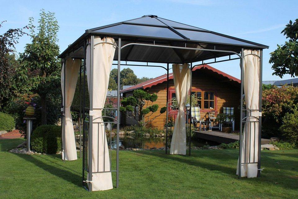 LECO Pavillon mit Seitenteilen »Münsterland«, BxL: 300x360