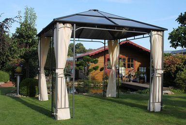LECO Pavillon mit Seitenteilen »Münsterland«, BxL: 300x360 cm