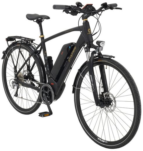 prophete e bike trekking herren navigator 800 sport 28 zoll 10 gang mittelmotor 468 wh. Black Bedroom Furniture Sets. Home Design Ideas